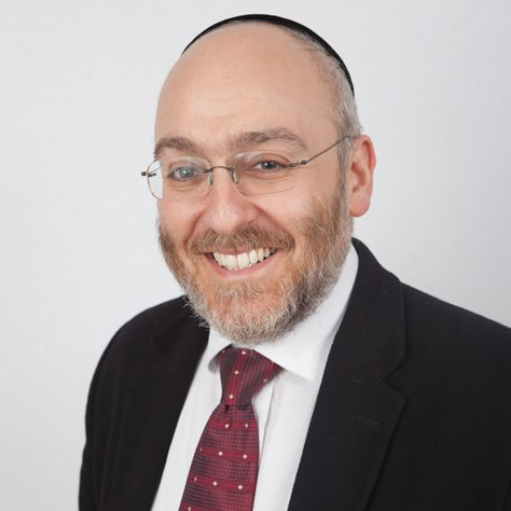 Rabbi Harvey Belovski