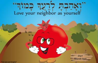 Mitzvah Hunt opening