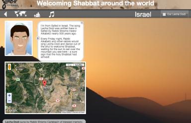 Visiting Safed