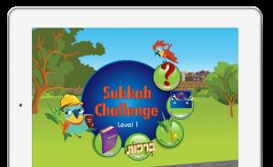 sukkah challenge
