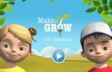 Make it Grow - A Tu Bishvat App