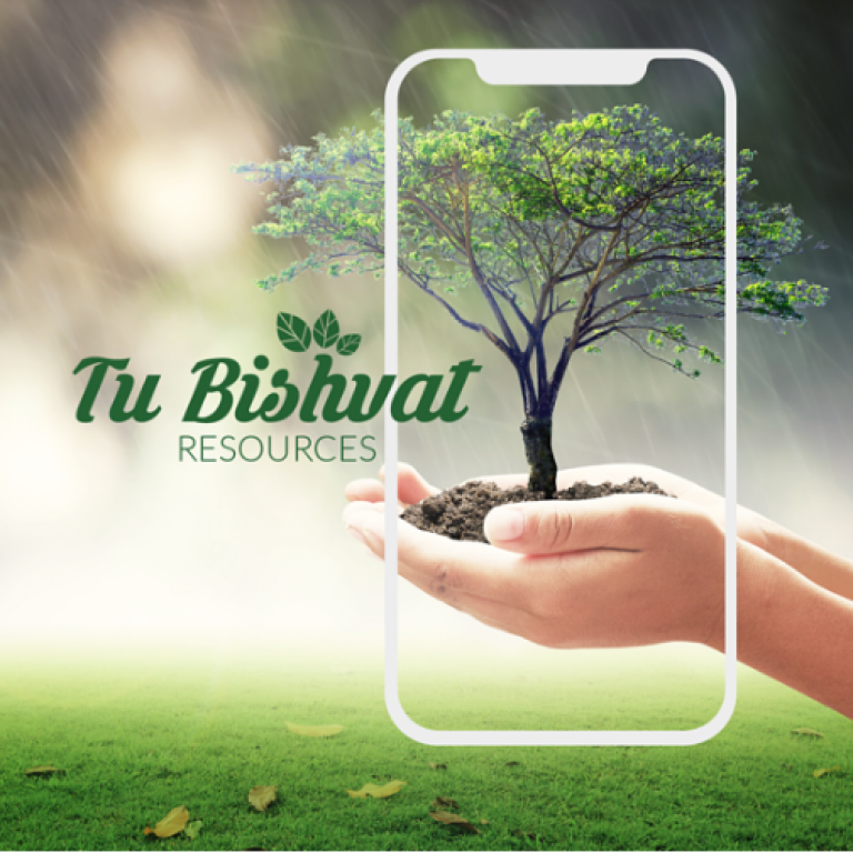 Tu Bishvat Resources for parents and educators