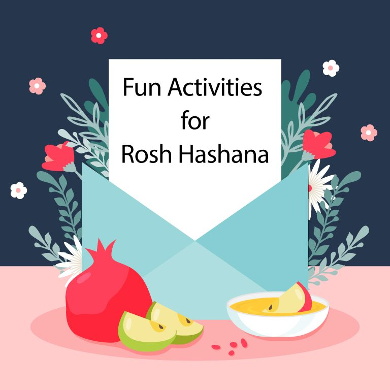 Roch Hashanah Activities Ji Tap