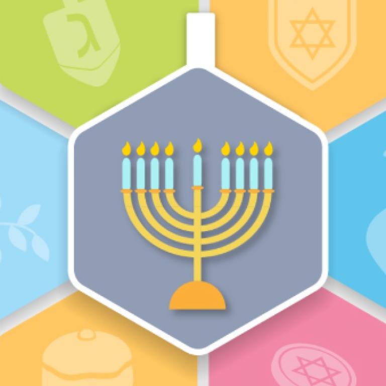 Chanukah Logo