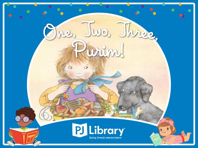 Purim PJ Library