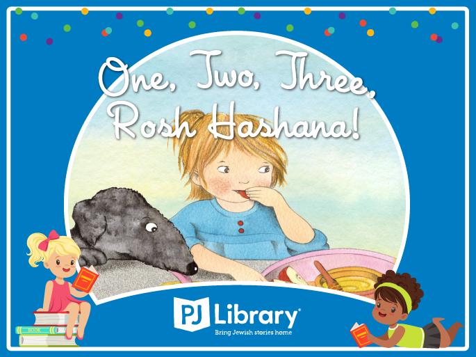 Rosh Hashanah PJ Library