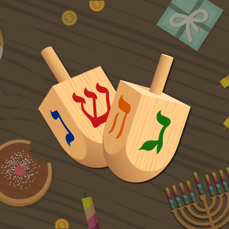 Chanukah Course