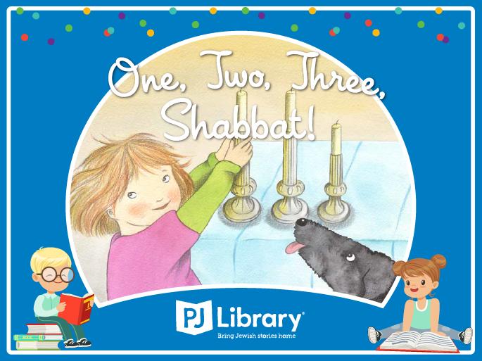 Shabbat PJ Library
