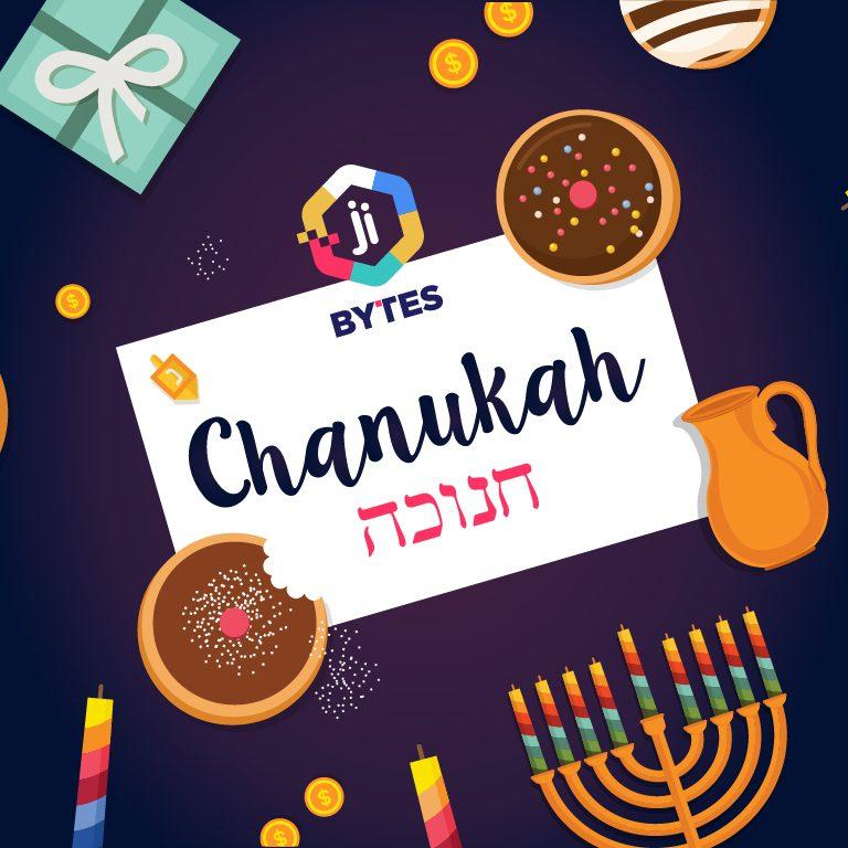 Chanukah Ji Bytes